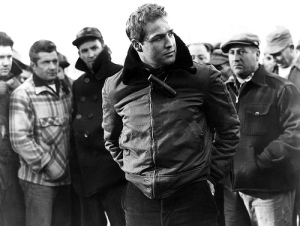 Marlon Brando & crew. On The Waterfront.